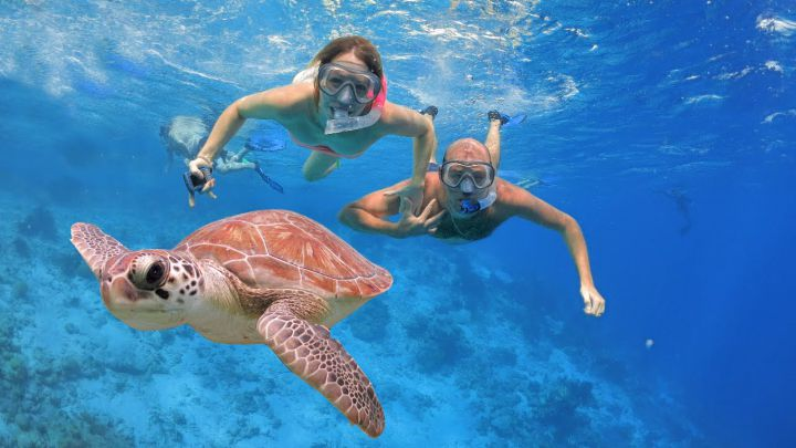 The Perfect Snorkeling Honeymoon Trip - to the Maldives